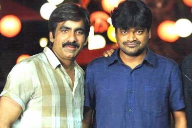 Harish Shankar To Direct Ravi Teja?