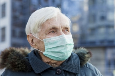 COVID-19 Report-Ventilators Are Less Effective For Aged Coronavirus Patients