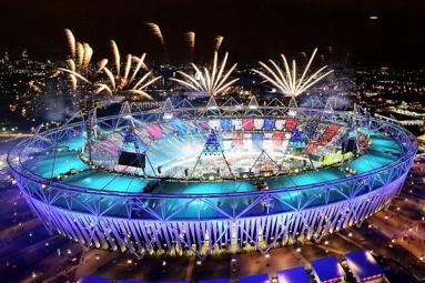 Rio olympics ends with spectacular visual feast
