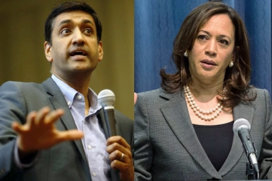 Ro Khanna, Kamala Harris Asks Trump to End Government Shutdown