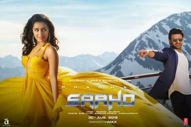 Saaho Hindi Movie