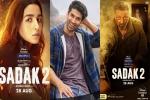 Sadak 2 becomes the most disliked trailer on YouTube with 6 million dislikes