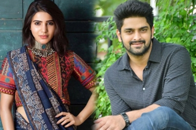 Naga Shaurya in Samantha's Next