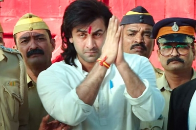 Sanjay Dutt's Biopic Titled Sanju: Teaser Released