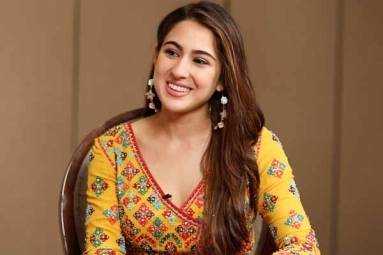Sara Ali Khan Admits Her Past Relationship with Veer Pahariya