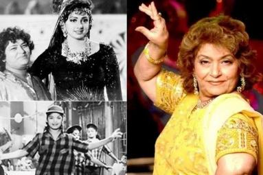 Veteran Choreographer Saroj Khan passes away at 71, Bollywood mourns the loss