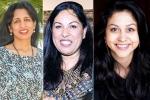 Three Indian Origin Women on Forbes List of America's Richest Self-Made Women