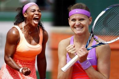Ailing Serena Vs Excited Lucie Safarova for French Open final},{Ailing Serena Vs Excited Lucie Safarova for French Open final