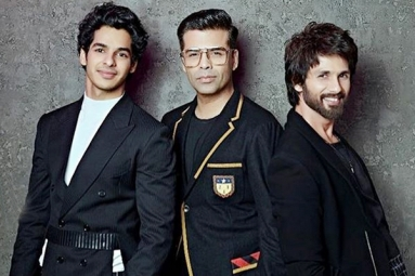 Koffee with Karan: Ishaan Khatter to Share Couch with Brother Shahid Kapoor