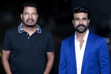 Shankar planning big for Ram Charan
