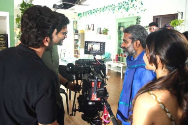 Sharwanand back to the sets of his Next