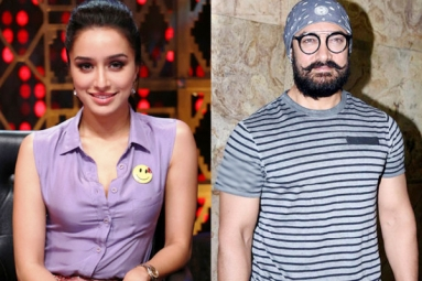 Shraddha Kapoor to Romance Aamir