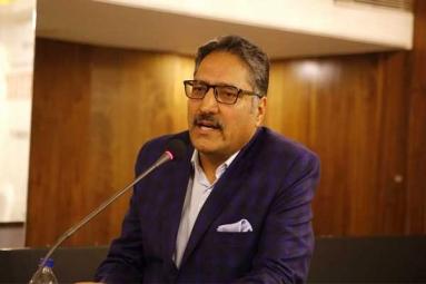 Senior Journalist Shujaat Bukhari Shot Dead in Srinagar