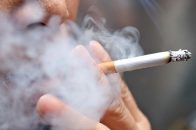Smoking cigarettes can lead to poor mental health