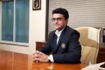 ICC, CAB, sourav ganguly takes over as bcci president, Children