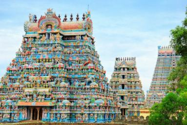 Must to visit temples during South India tour