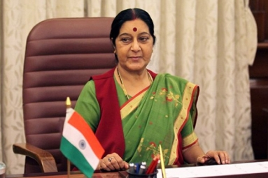NRIs Urge Sushma Swaraj to Alleviate Norms for Aadhaar Enrollment