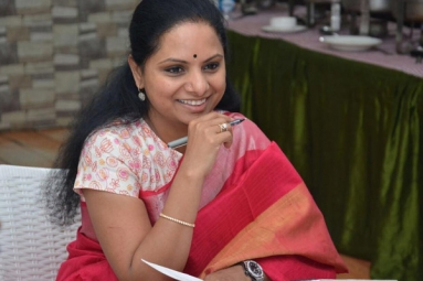 TRS Keen to Open 100 NRI Units Abroad, Says MP Kavitha