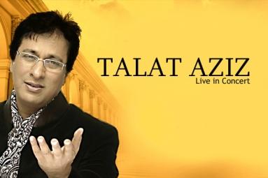 Talat Aziz Ghazal Live in Concert