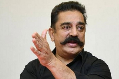 'India's First Terrorist Was Hindu': Kamal Haasan