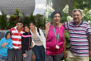 Ethiopian Plane Crash: 'The Trip of Lifetime' Turns Fatal for 6 of Indian Family in Canada