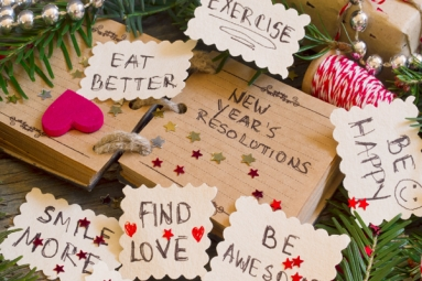 Tips to Stick to Your New Year's Resolutions