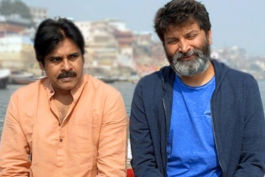 Trivikram To Direct Pawan Kalyan?