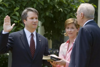 Trump Nominates Brett Kavanaugh to U.S. Supreme Court