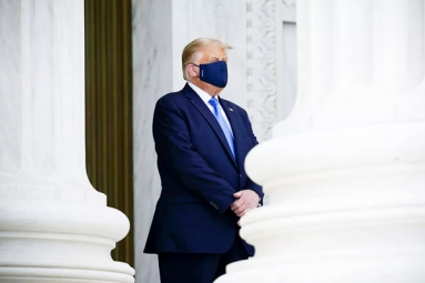 What if Trump becomes too ill to be a President?