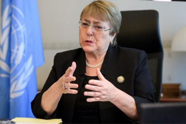 UN Chief Michelle Bachelet Warns India over Increasing Harassment of Muslims, Dalits, Adivasis