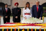 Highlights on Day 2 of the US President Trump Visit to India