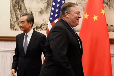 US State Secretary Criticizes Beijing For Stealing Research And Intellectual Property