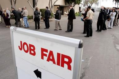 US job creation speed up strongly in June!