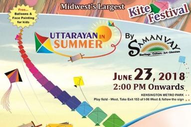 Uttrayan - Kite Festival