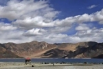India Orders China to Vacate Finger 5 Area near Pangong Lake