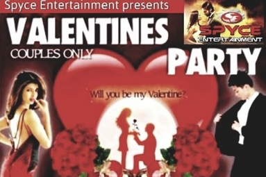 Valentine Party, Ishq - A Love Affair 2019