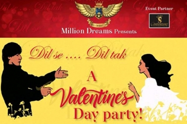 Valentine's Day Party - Million Dreams