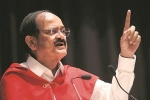 Venkaiah Naidu To Take Pledge As India's 13th Vice president