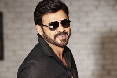 Venky in a Comic Entertainer