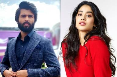 Vijay Deverakonda and Jhanvi Kapoor to Pair up in Puri's Next?