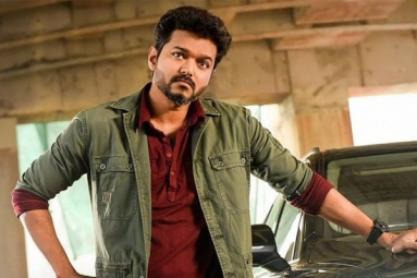 Tamil star Vijay in talks for a Telugu project?