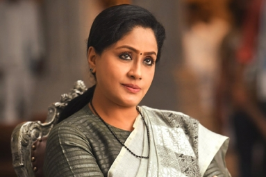 First Look: Vijayashanthi from Sarileru Neekevvaru