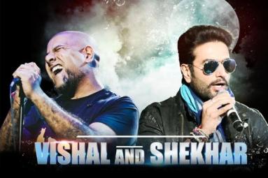 Vishal & Shekhar Swag Tour 2018