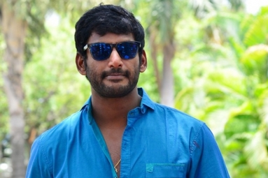Vishal all set to remake NTR's Temper