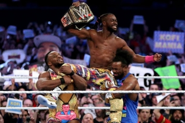 WWE Champion Kofi Kingston Says 'Apna Time Aayega', Thanks Indian Fans After Winning WrestleMania 35