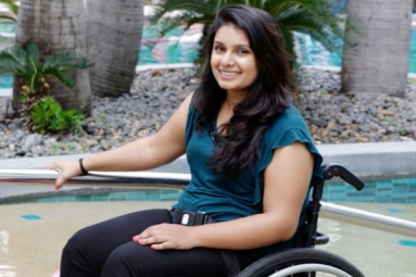 Wheelchair-Bound Indian American Forced to Stand at Delhi Airport