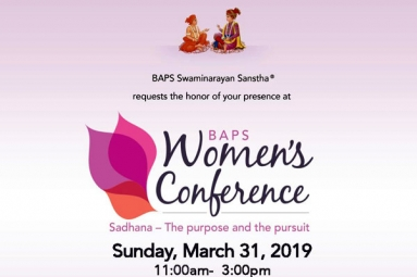 BAPS Women's Conference
