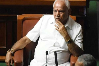 Karnataka Chief Minister Yeddyurappa Resigns, Failing to Face Trust Vote
