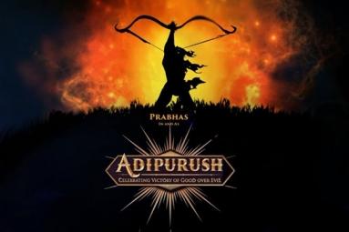A huge forest set for Prabhas' Adipurush