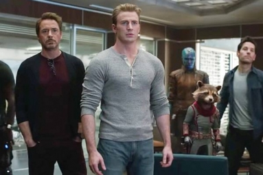 Whooping Salaries of 'Avengers: Endgame' Actors Revealed